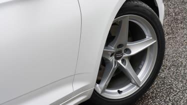 Audi A5 Coupe 2.0 TDI - wheel