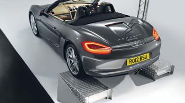 Best Roadster: Porsche Boxster