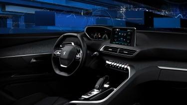 Peugeot i-Cockpit 3008