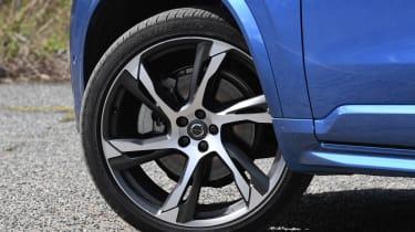 Volvo XC90 - wheel