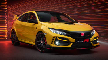 Honda Civic Type R Limited Edition - front