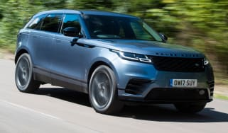 Range Rover Velar - teaser