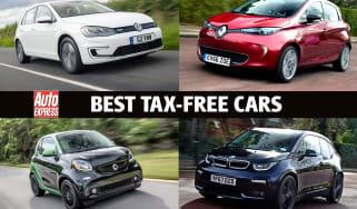 Best tax-free cars 2019 - header