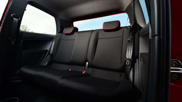 SEAT Mii FR Line - rear seats
