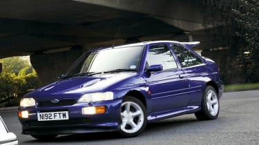 Escort Rs Cosworth Auto Express