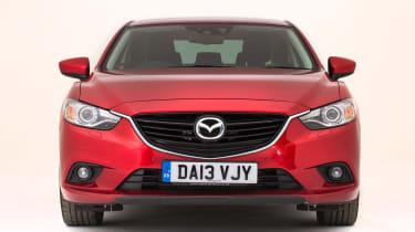 Used Mazda 6 - full front