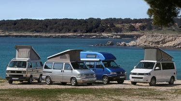 Best VW campervan conversions