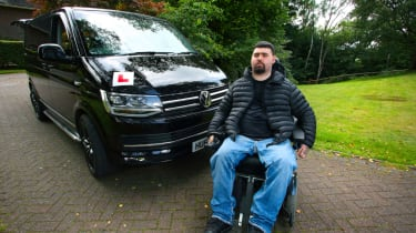 Disability driving feature - VW