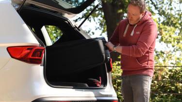 SEAT Tarraco long-termer - final report loading boot
