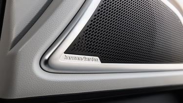 Kia Telluride - speakers