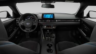 Toyota GR Supra Jarama Racetrack Edition - interior
