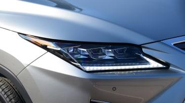 Lexus RX L - front light