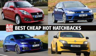 Best cheap hot hatchbacks