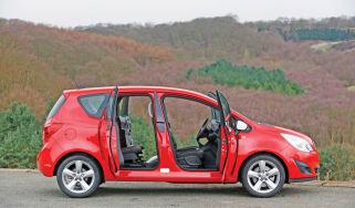 Vauxhall Meriva 1.4 Exclusive
