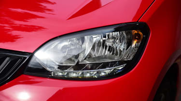 Skoda Citigo - front light