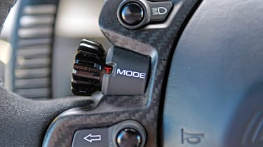 Ford GT - driving modes