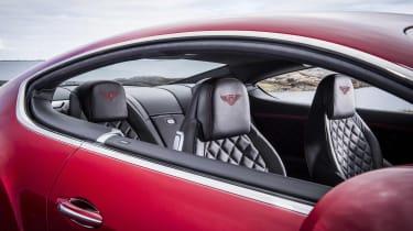 Bentley Contintental GT Speed 2015 seats