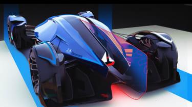 Michelin Design Challenge 2017 - Bugatti Wimille