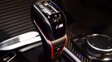 BMW X3M - transmission