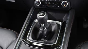 Mazda CX-5 vs Skoda Kodiaq vs VW Tiguan - Mazda CX-5 transmission