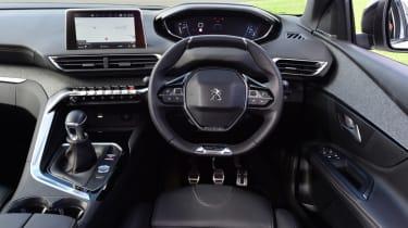 Peugeot 5008 - interior