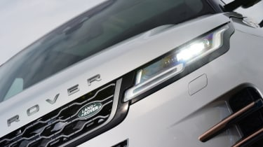 Range Rover Evoque - headlight