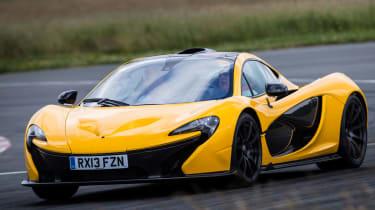 McLaren P1 action 2