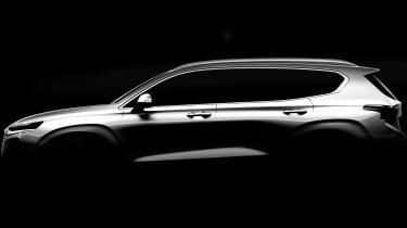 2019 Hyundai Santa Fe - teaser
