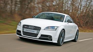 Audi TT S Lightweight front