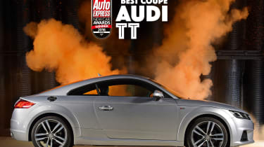 New Car Awards 2016: Coupe of the Year - Audi TT