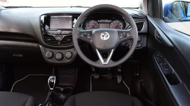 Vauxhall Viva - interior