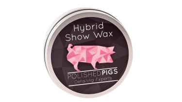 Polished Pigs Hybrid Show Wax