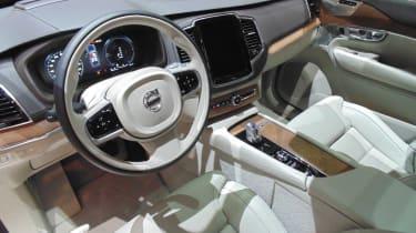 Volvo XC90 Excellence Geneva - interior