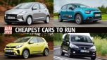 Cheapest cars to run