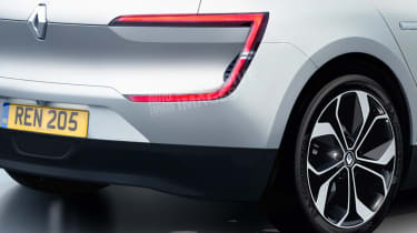 Renault EV - rear detail (watermarked)
