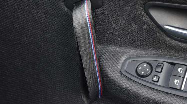 BMW M4 CS - door handle
