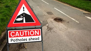 Pothole compensation claims rise after flooding