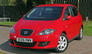 Used SEAT Altea - front