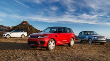 New Range Rover PHEV 2017 review - RR range
