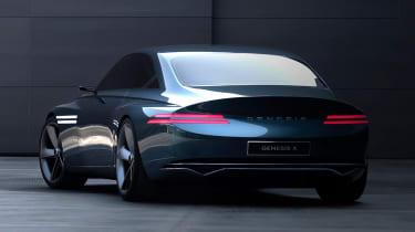 Genesis X Concept - rear