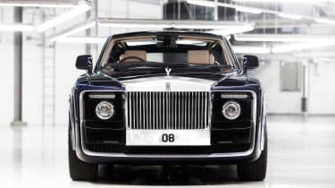 Rolls-Royce Sweptail - full front