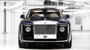 Rolls-Royce Sweptail - full front
