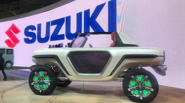 Suzuki e-Survivor - Tokyo side