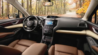 Subaru Ascent Touring - interior