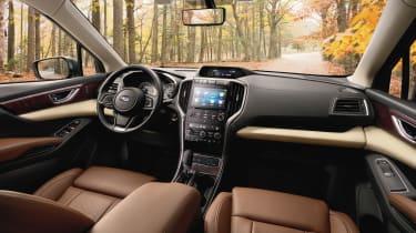 Subaru Ascent Touring - interior