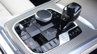 BMW X5 xDrive45e - transmission