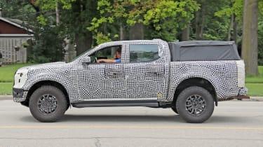 Ford Ranger - spyshot 4
