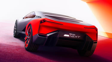BMW Vision M NEXT concept - rear