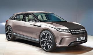 Range Rover Crossover - front (watermarked)