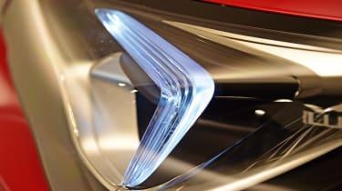Vauxhall Astra - matrix light